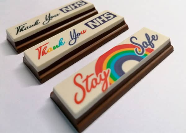Personalised Snacking Bars