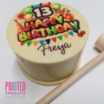 Personalised Smash boxes from Printed Chocolates